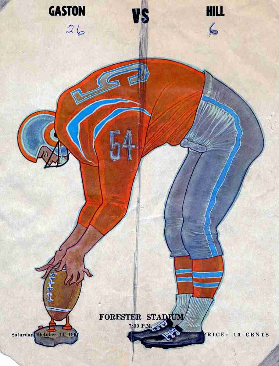 Saturday Night Lights: The 1967 Hill-Gaston Football Game