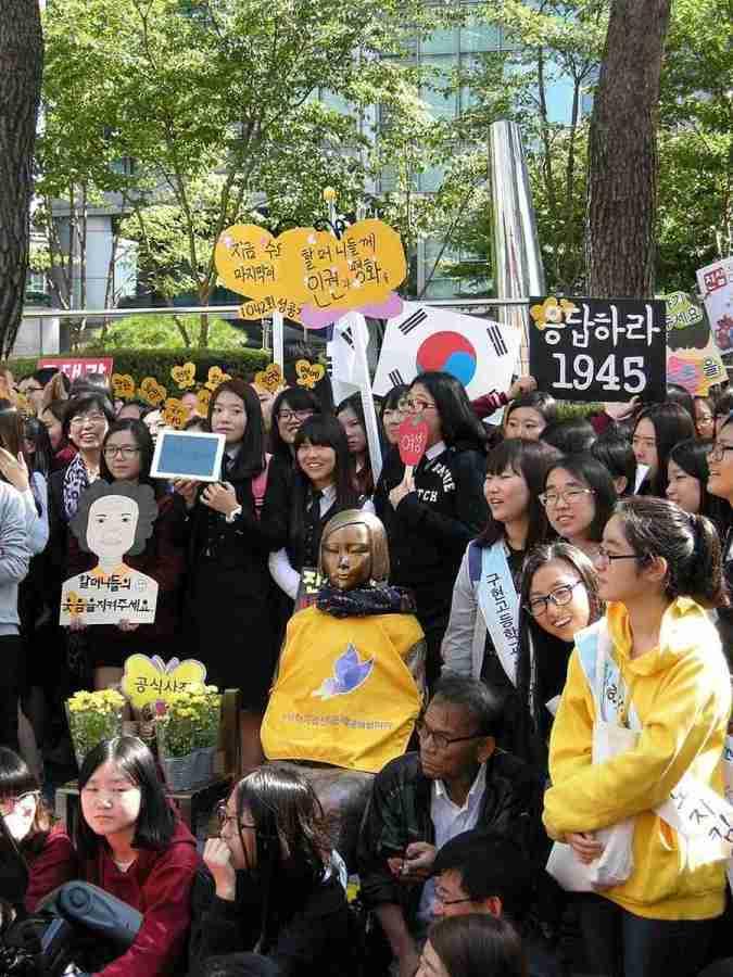 """Regarding """"Comfort Women,"""" Korea Wants to Have It Both Ways"""