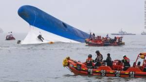 Sewol ship sinking in Yellow Sea, April 16, 2018 - Remember the Sewol